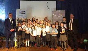 Abronhill Primary School Jewson Sustainability 2015