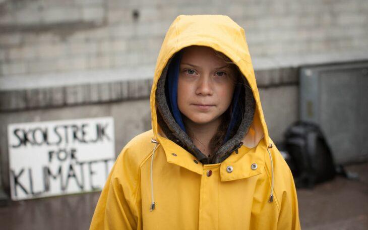 Greta Thunberg (c) Anders Hellberg